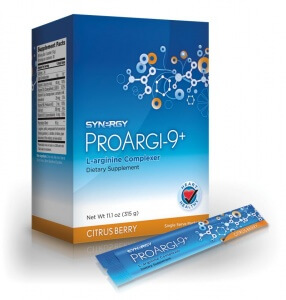 does ProArgi-9 Plus work - box containing 30 single serve packets