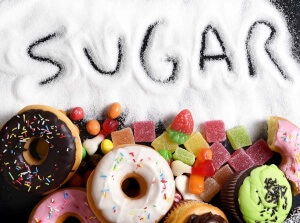 foods to avoid on an alkaline diet - sugar, sweets, cakes and donuts