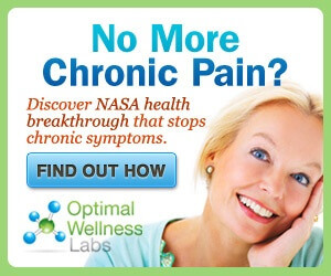 no more chronic pain