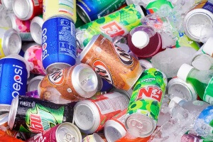foods to avoid on an alkaline diet - soft carbonated drinks