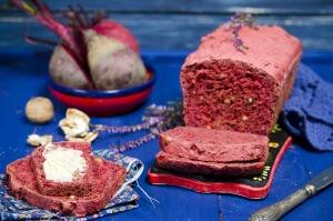 beetroot bread