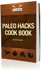paleo diet - paleohacks cookbook