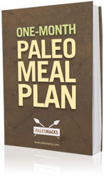 paleo diet - paleohacks one-month paleo meal plan
