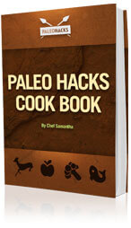 paleo diet - paleohacks cookbook