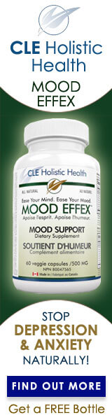 Mood-Effex - Stop depression and anxiety naturally!