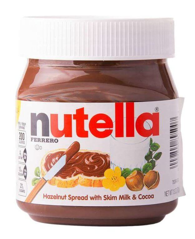 The Government Wants to Know How Much Nutella You Eat
