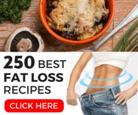 Quick & easy fat burning recipes