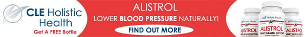 Alistrol - Lower Blood Pressure Naturally!
