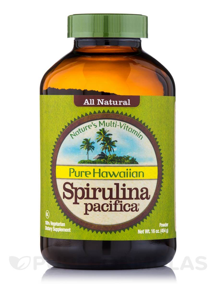 Pure Hawaiian Spirulina Powder by Nutrex Hawaii