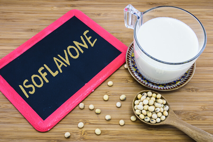 phytoestrogens - isoflavone