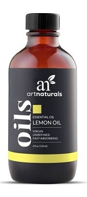 Lemon Oil Set (4 oz. / 118ml)