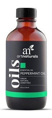 Peppermint Oil Set (4 oz. / 118ml)