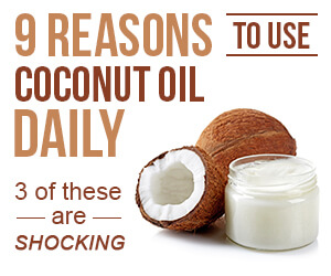 9 Reasons To Use Coconut Oil Daily, 3 of these are shocking