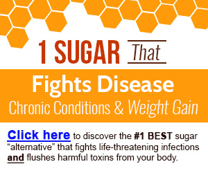 1 Sugar That Fights Disease, Chronic Conditions & Weight Gain