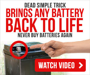 Dead simple trick brings any battery back to life