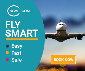 Kiwi.com, fly smart, easy, fast and safe