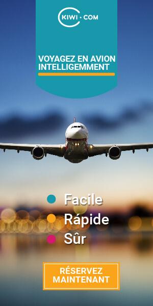 Kiwi.com, Voyagez en avion intelligemment, Facile, Rapide, Sûr, Réservez Maintenant