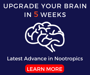 Upgrade your brain in 5 weeks, latest advance in nootropics