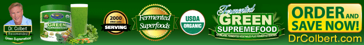 Green Supremefood, fermented superfoods, USDA organic, DrColbert.com, Order and save now!