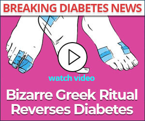 Breaking Diabetes News, Bizarre Greek Ritual Reverses Diabetes
