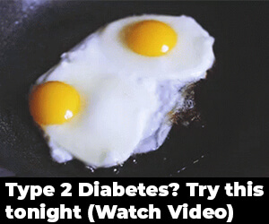 Type 2 Diabetes? Try This Tonight, Watch Video