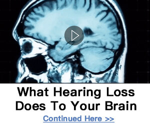 What Hearing Loss Does To Your Brain? Click Here To Learn More