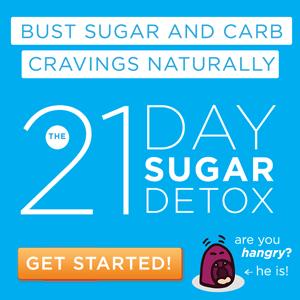 sugar detox - bust sugar and carb cravings naturally