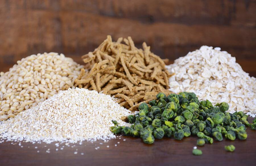 Dietary fiber: Healthy High Fiber Prebiotic Grains