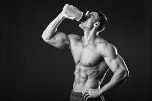 Paleo Diet for Athletes - Bodybuilder