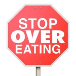 stop overeating - natural remedies for acid reflux disease